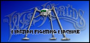 Fighting Machine 01 by SWAT-Strachan