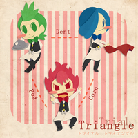 Trial Triangle by Aonik