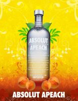 Absolut Apeach by bihaus