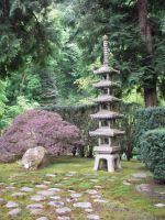 Japanese Garden by revenge-of-nerd-girl