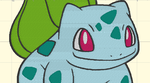 Bulbasaur Embroidery file by mewkish