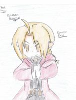 Edward Elric by icestepperz