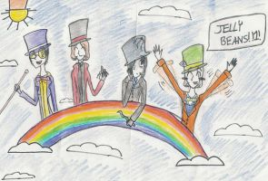 Top Hats by Moronic-Muffin