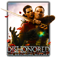 Dishonored The Brigmore Witches icon by pavelber