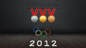 2012 LONDON Olympic by curtisblade