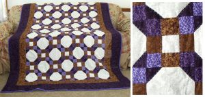 Purple Quilt by alchemiclight