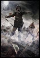 death in trenches by tomtoja