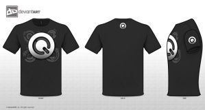 Hardstyle T-Shirt by PITERQ