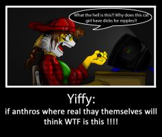 wtf is Yiffy by f0x-b0y