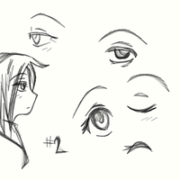 Tablet eyes and sideview: test by freckles1993