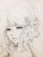 WIP_the rose by SuSuper