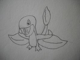 Fakemon Dactyll by EpicFail222