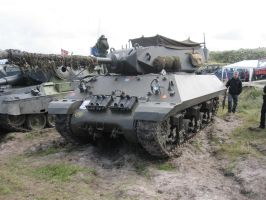 M10 tank destroyer. by Liam2010