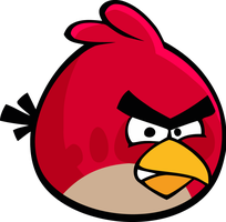Angry Bird by Phy-Zic