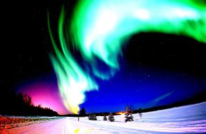 Northern Lights by mihi2008