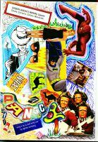 Panic Attack Collage by CalenthrellII