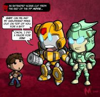 Lil Formers - Movie Bumblebee by MattMoylan