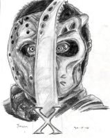 Jason X-Jason Vorhees by NiGhT-sTaLkEr13