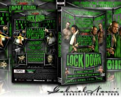 TNA Lockdown 08 Custom by TheNotoriousGAB