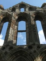 Whitby Abbey 2 by Sakara-Siluria