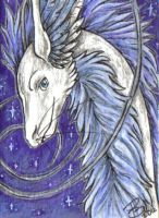 ACEO - Arsillyd by HowlingWolfSong