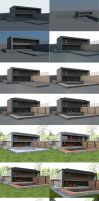Architecture modeling study by matinhus