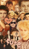 Depeche Mode collage by shellyplayswithfire