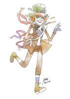 2013-5-8 Hatter by amoykid