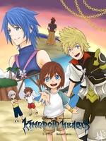 Kingdom Hearts: Little Adventures by manga1357