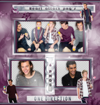 +One Direction|Pack Png by Heart-Attack-Png