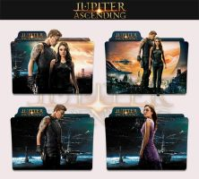 Jupiter Ascending 2015 Folder Icon by sonerbyzt
