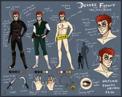 OLD!!! Dekker Reference Sheet by Sheppard56