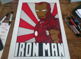 Iron Man 2 by wiegand90