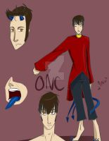 Onc concept. by Dracona-Rose