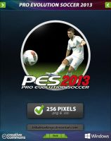 Pro Evolution Soccer 2013 Icon by tRiBaLmArKiNgS
