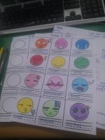 Emotions Lesson Plan by EliteGeek