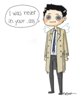 Castiel by Methedon