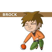 BROCK by ToonYoungster