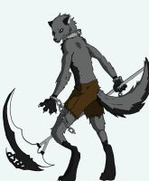 Bane Anthro Contest Entry by Takky-san