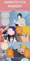 Naruto 474 Parody by chocobo-on-clay-crak
