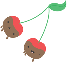 Cherries by technicolorblackout