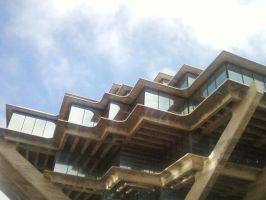 UC San Diego Library by the-Modest-Godess