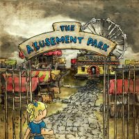 The Abusement Park by butterflycell