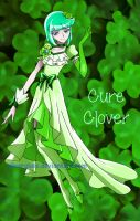 Cure Clover by Silverglass