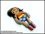 Wonder Woman by GrandmaThunderpants