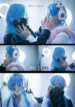 THE CHIRAL NIGHT-Diva into DMMD 02 by masato1026