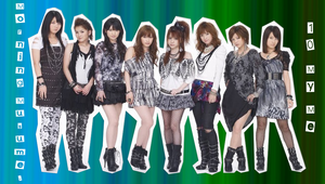 morning musume. -  10 My Me by ella-and-aimi