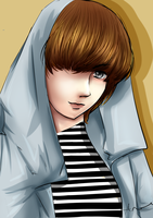 Blues and Yellows: Heechul by AiriKuroki14