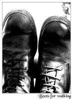 Boots for walking by PhilipCapet