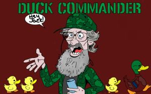Duck Dynasty by carebear31